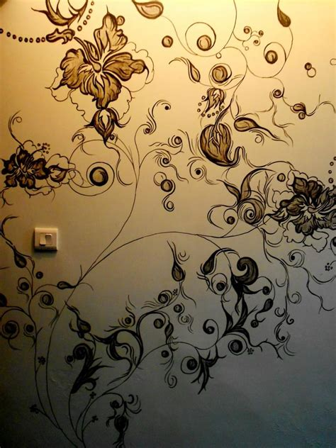 wall paiting wall painting design atheela kamarudheen touchtalent