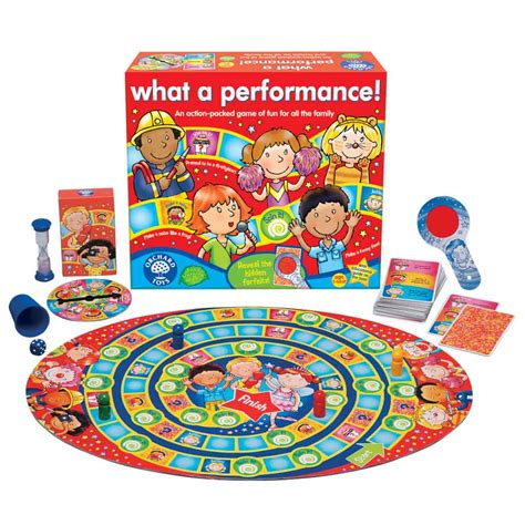 Orchard Toys by Orchard Toys What A Performance Nurturestore