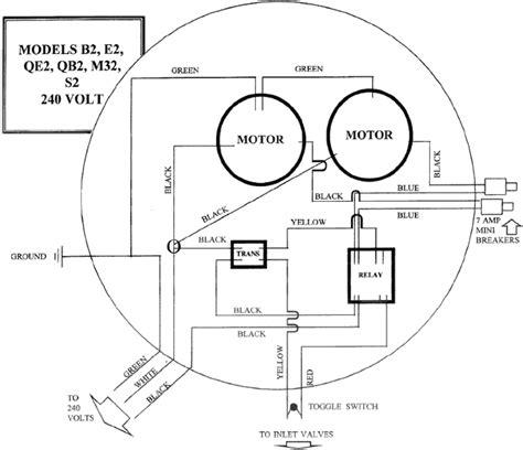 110 volt vacuum motor wiring diagrams