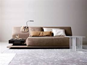 Comfortable Modern Sofas Picture Of Contemporary Comfortable Sofa Day By Molteni