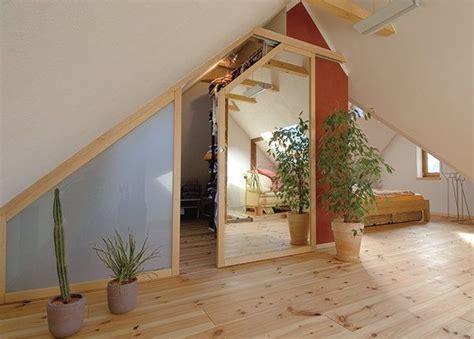 Begehbarer Kleiderschrank by Begehbarer Kleiderschrank Dachschr 228 Ge Haus Ideen