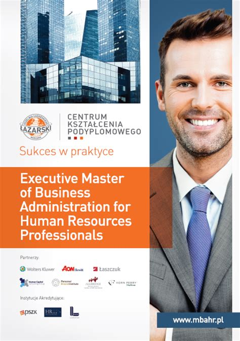 Executive Mba Programs For Business Owners by Human Capital Management Of Hr Director Witold
