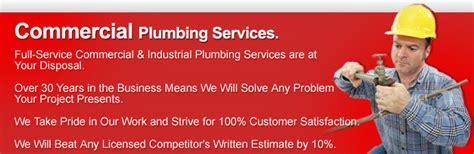 Plumber License Levels Schaumburg Commercial Plumbing Installation Service