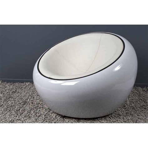 fauteuil bubble fauteuil design quot bubble quot blanc