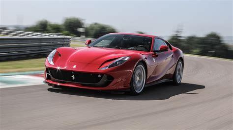 Ferrari 812 Superfast Youtube by Ferrari 812 Superfast V12 Review Youtube