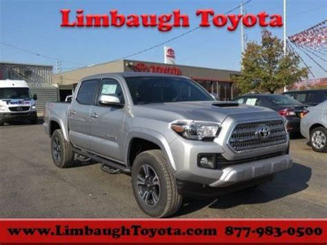 Limbaugh Toyota Used Cars New Toyota Tacoma In Birmingham Limbaugh Toyota