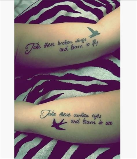 22 best friend tattoo quotes 22 best friend tattoo quotes ink pinterest friend