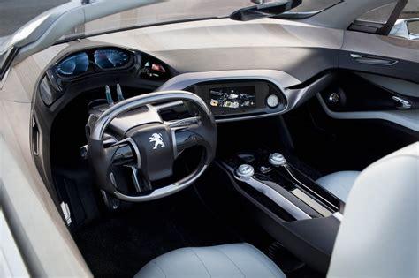 interior concept 2010 peugeot sr1 autokonzepte