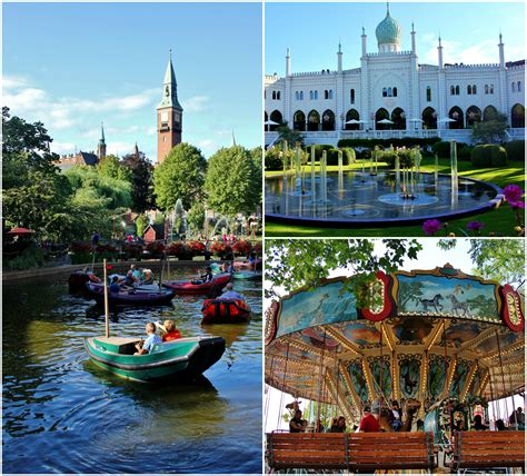 Tivoli Gardens Denmark by Season The With Small Pleasures Copenhagen Denmark