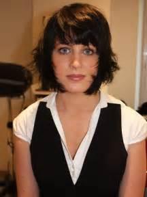 visage rectangulaire coupe