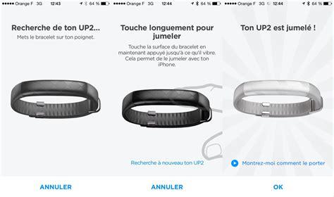 Test du bracelet connecté Jawbone UP2