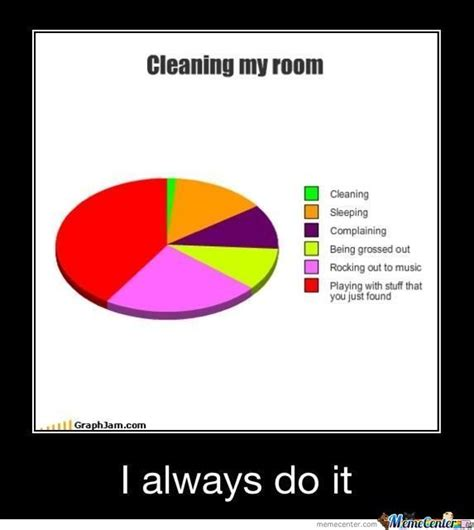 clean your room meme cleaning my room by invadergir1d meme center