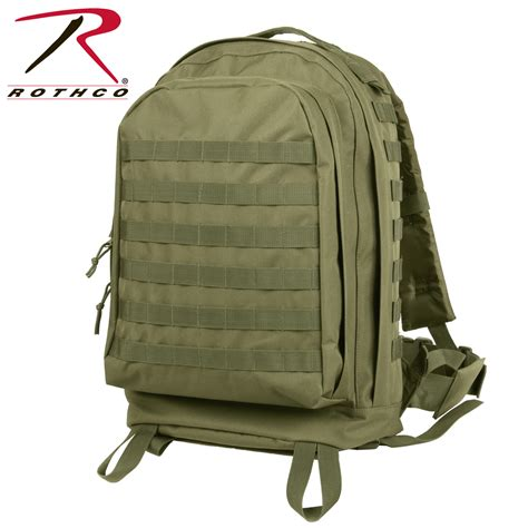 molle packs rothco molle ii 3 day assault pack