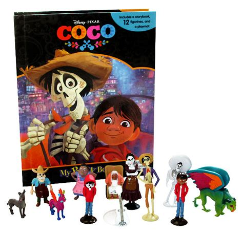 my busy book disney pixar coco includes a storybook 12