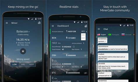 bitcoin app tutorial c 243 mo minar bitcoins en android