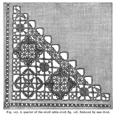 pattern library google excellent drawn thread embroidery book free online