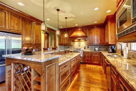 Warm Kitchen Designs Practical Warm Luxury Lockie Homes Lockie Homes