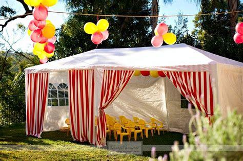 Festival Supplies Striped carnival birthday carnival birthday ideas