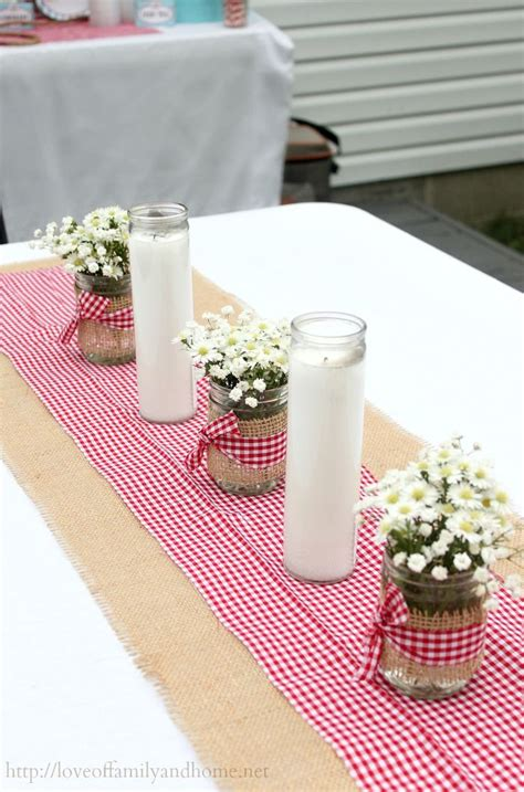 Simple Table Decorations 25 Best Ideas About Western Table Decorations On
