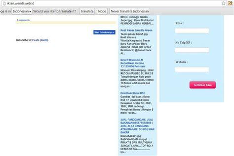 Jual Pollard Murah contoh iklan baris tentang jasa layanan viver 233 afinar o