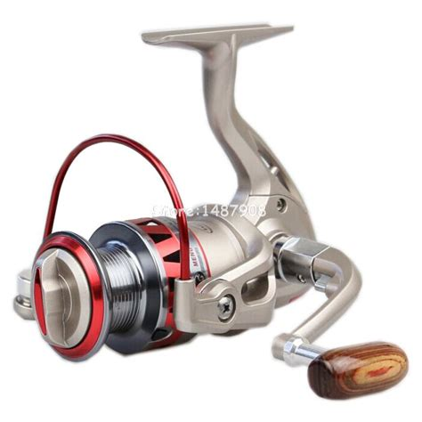 aliexpress compre ouro metal molinete fishing reel