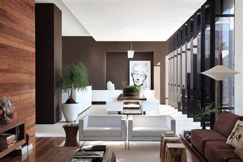 Braune Wandfarbe by Wandfarbe Braun Zimmer Streichen Ideen In Braun Freshouse