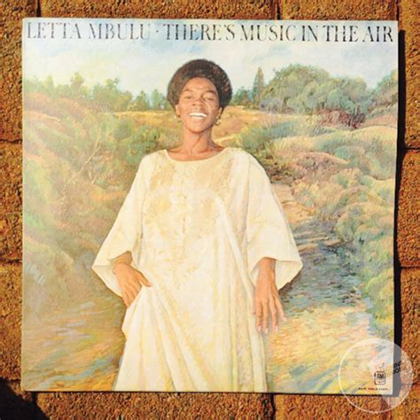 letta mbulu soul funk letta mbulu there s in the air 1976