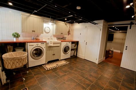 basement bathroom laundry room ideas basement laundry room ideas and furniture tips deavita