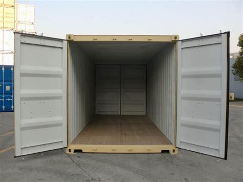 container 20 piedi misure interne misure interne container 20 piedi