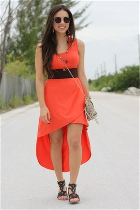 2in1carters Grey Orange Polka Dress Dan Cardigan brown forever 21 shoes how to wear and where to buy chictopia
