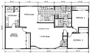 Quality Homes Floor Plans Valley Quality Homes Cottage Series 2807 Floor Plan