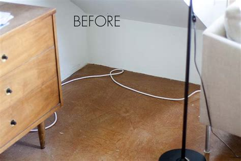 The Cable Carpet Hide Wires In Style by How To Hide Wires On Floor Like Fresh Laundry