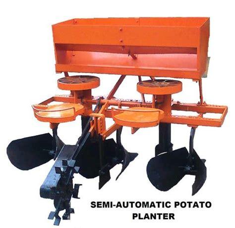 Automatic Potato Planter by Bengal Semi Automatic Potato Planter Agricultural