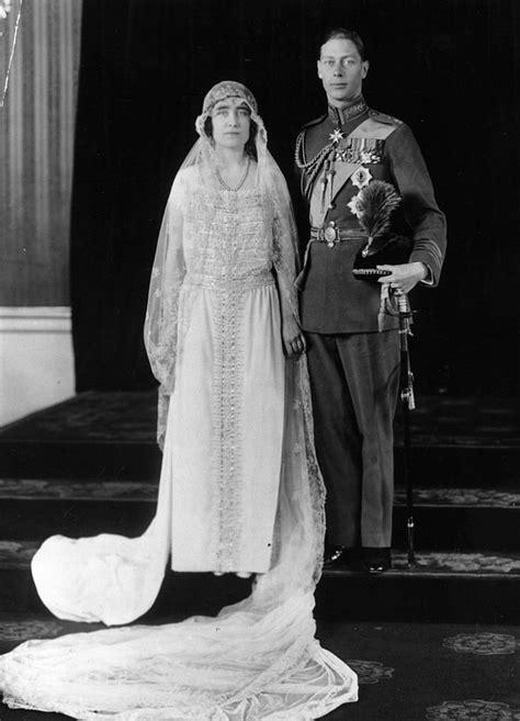 Prince Albert and Lady Elizabeth Bowes-Lyon The Bride