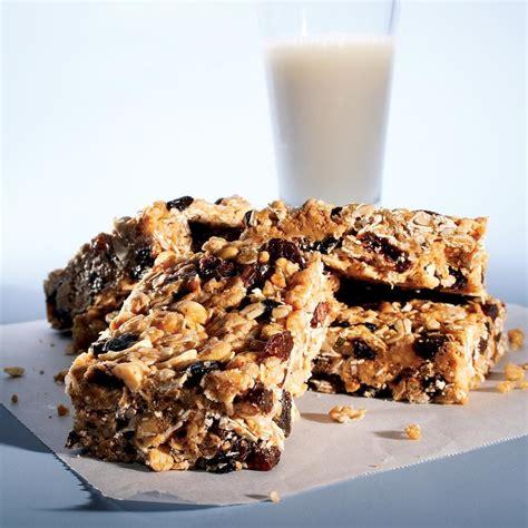 healthy energy bars recipe peanut energy bars recipe eatingwell