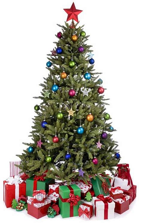 christmas tree cardboard cutout 88cm