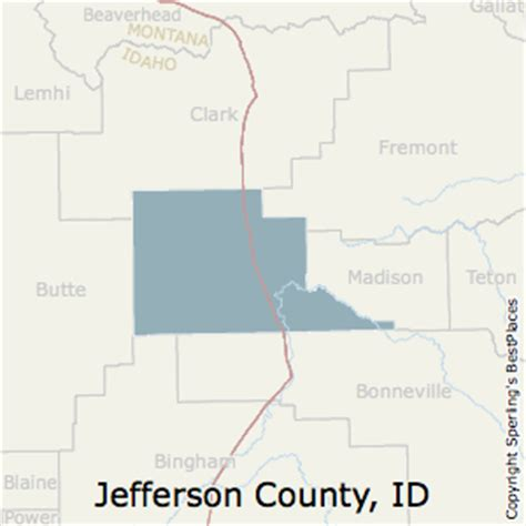 Jefferson County Detox by Best Places To Live In Jefferson County Idaho