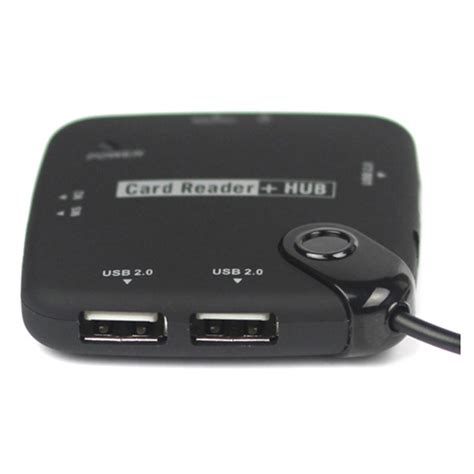 Otg Ps micro usb otg card reader hub
