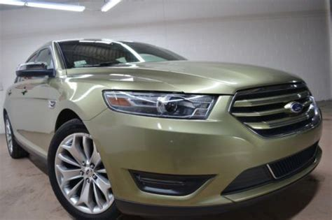 buy car manuals 2013 ford taurus parental controls sell used 2013 ford taurus limited 3 5l navigation rear sensors camera leather sync clean in