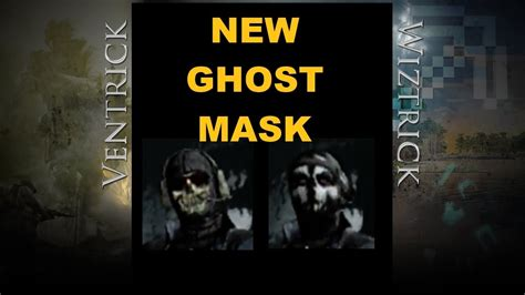 The New Ghost ghosts how to get the new ghost mask call of duty ghosts player customization