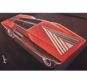 1970 Lancia Stratos Zero Bertone  Studios
