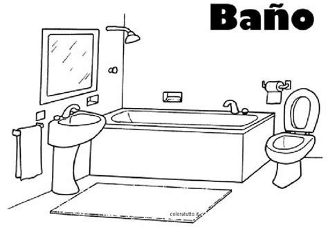 disegnare il bagno immagini da colorare bagno cartoni da colorare