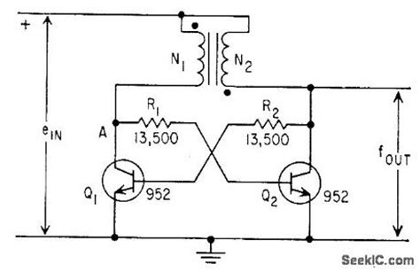 saturable reactor circuit index 848 circuit diagram seekic