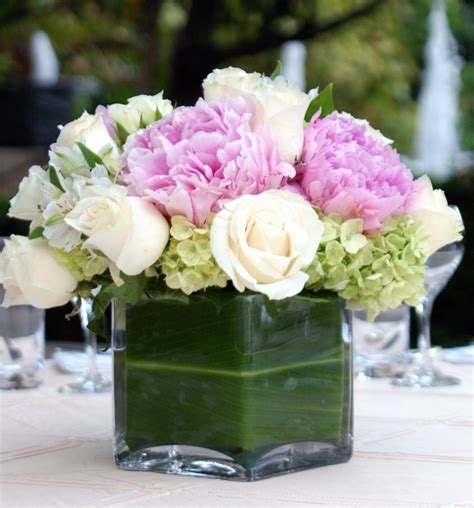 Grace Chiang 0038 Low Centerpieces Reception My Wedding Low Wedding Centerpieces