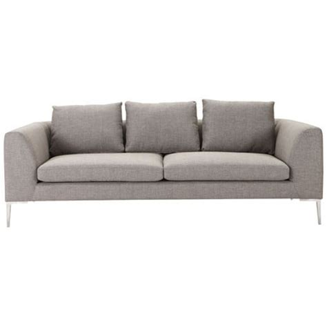 Freedom Furniture Couches by Freedom 3 Seat Sofa 1399 Fabric Sofas