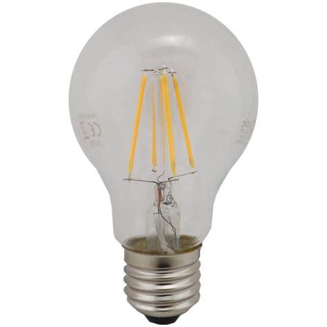 Led Gls Ls by Kosnic Filament Led Gls Bulb 4 5w E27 Es Clear
