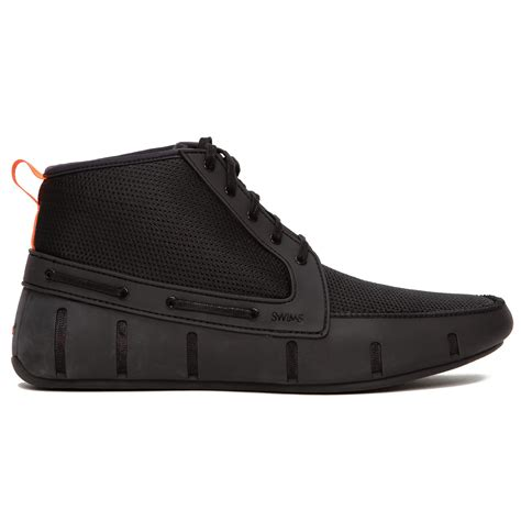swims sport loafer swims sport loafer high tops in black for lyst