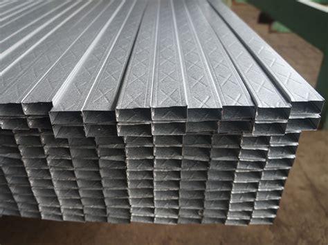 Bor Galvalum Perjuangan Steel Products Hollow Galvalum Pipe Wall