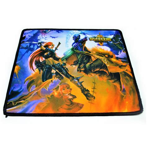 High Precision Gaming Mouse Pad Stitched Edge Model 2 Promo high precision gaming mouse pad stitched edge model 13