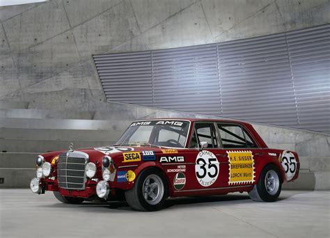 classic mercedes race cars fab wheels digest f w d 1971 mercedes benz amg 300sel